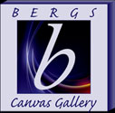 Bergs Canvas Gallery